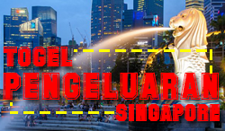 PENGELUARAN TOGEL SINGAPURA